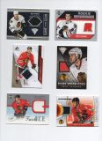 CHICAGO BLACKHAWKS BRENT SEABROOK JERSEY CARDS