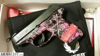 For Sale: Ruger LC9s Muddy Girl 9mm Nice