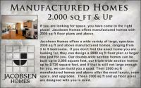 All size mobile homes for sale Jacobsen Homes Contact 352-629-3001