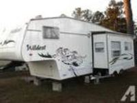 $11,500 2003 5th Wheel RV (Forest River Wildcat)
