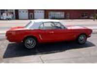 1964 Ford Mustang Red, 21K miles