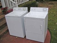 Washer and Dryer GE Set Large tub-Super Reliable And Guaranteed