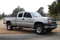 $29,000, 2007 Chevy Silverado Classic 2500HD 4X4 Duramax Diesel Fifth Wheel Special