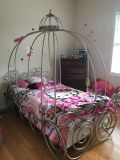 Twin Princess Carriage Bed