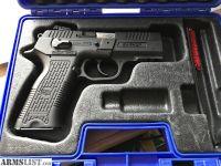 For Sale: CZ 75 Clone EAA SAR K2P, Semi-Automatic, 9mm
