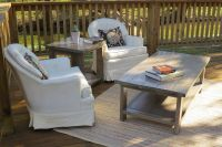 Rustic Coffee Table and End Table