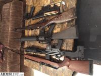 For Sale: Multiple guns for sale.