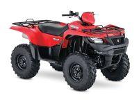 2017 Suzuki KingQuad 500AXi Utility ATVs Trevose, PA