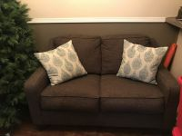 2 couches ! Purchased at Ashley furniture !