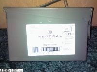 For Sale: Federal 5.56 420Rnd. In Ammo Can