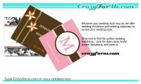 Wedding  Shower Invitations - Low Prices