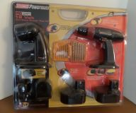 NEW Coleman 18V Cordless Power Tool Set