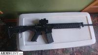 For Sale: Slide fire fluted HBar target AR