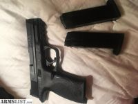 For Sale: Smith &Wesson M&P 40 S&W Pistol 2/15 Rd Mags