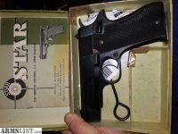 For Sale: Star bm 9mm