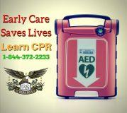 Become a volunteer in 4-hours! get your certified certificate in CPR/BLS