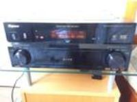 Pioneer VSX-74TVXI THX surround receiver + RC + Calibration