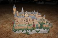 The Hohenzollern Castle from the Danbury Mint Enchanted Castles of Europe