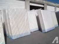 Factory authorized Queen Pillowtop closelouts