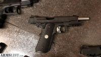 For Trade: Sig 1911 tac ops 9mm