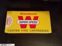 For Sale: 225 Winchester Super-Speed