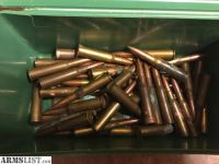 For Sale: 250 rounds Mosin nagant 7.62x54r Russian brass