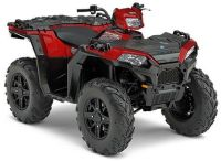 2017 Polaris Sportsman 850 SP Utility ATVs Ledgewood, NJ