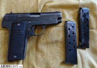 For Sale: Spanish-Built Ruby Pistol