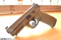 For Sale: USED Smith And Wesson M&P 9 VTAC 9mm