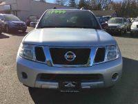 2008 Nissan Pathfinder S Sport Utility 4D