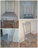 Traditional french providence chair