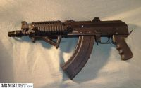 For Sale/Trade: tactical zastava pap-m92-pv-ak47-style-pistol-in-7-62x39