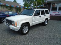 2000 Jeep Cherokee Limited 4-Door 4WD 4-Speed Automatic