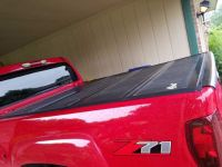 Purchase chevy colorado or GMC Canyon extended cab - 2004-2014 - G2 bak flip bed cover motorcycle in Baytown, Texas, United States, for US $350.00