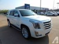 2016 Cadillac Escalade Luxury Collection 4X4 Luxury Collection 4dr SUV