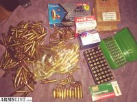 For Sale: Assorted ammo lot