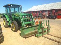 2007 John Deere 5325 Utility Tractor (67 hp)