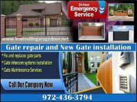 Fast & Quick Automatic Gate Installation Lewisville TX