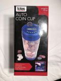 Brand new coin cup