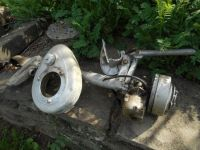 Purchase Vintage 1940, 2 HP small Evinrude 4348-01684 outboard boat motor for parts motorcycle in Osceola, Pennsylvania, United States, for US $99.95