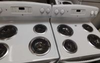 STOVE- GE ELECTRIC (ALMOST NEW) WITH WARRANTY