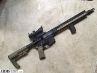 "For Sale: 14.5"" AR15 with Trijicon ACOG"