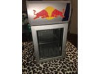 Red Bull Energy Drink - Mini Fridge / Baby Refrigerator