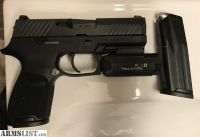 For Sale/Trade: Sig p320 compact 45acp