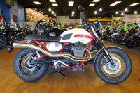 2016 Moto Guzzi V7 II STORNELLO Standard/Naked Motorcycles Elk Grove, CA