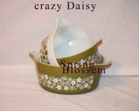 crazy daisy - spring blossem (set of 3 mixing bowls)