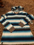 Boys size xl new with tags light weight pull over