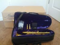 Monette Ajna II Gold Plated Trumpet