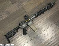 For Sale: Rev Arms Billet AR-15 Custom with Holosun HS-403GL