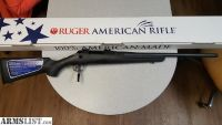 For Sale: RUGER AMERICAN COMPACT 6.5 CREEDMOOR NIB EXCLUSIVE
